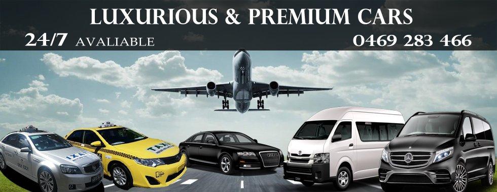 Maxi Cab Melbourne Airport