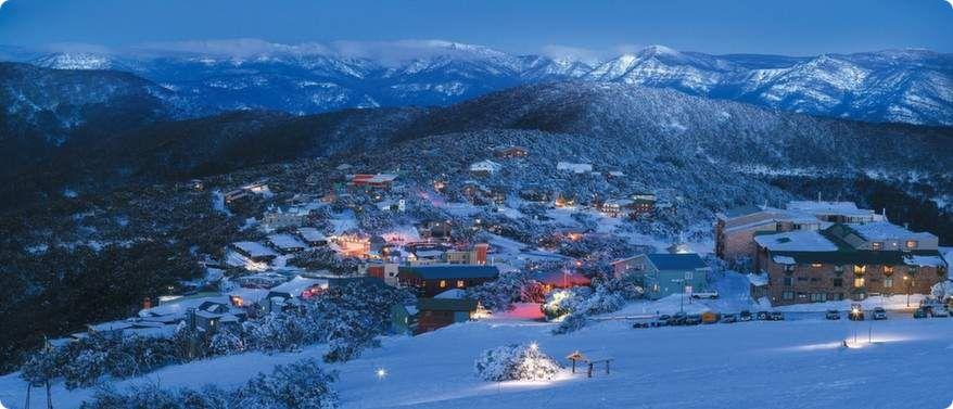 Ski Tours - Melbourne Maxi Taxi