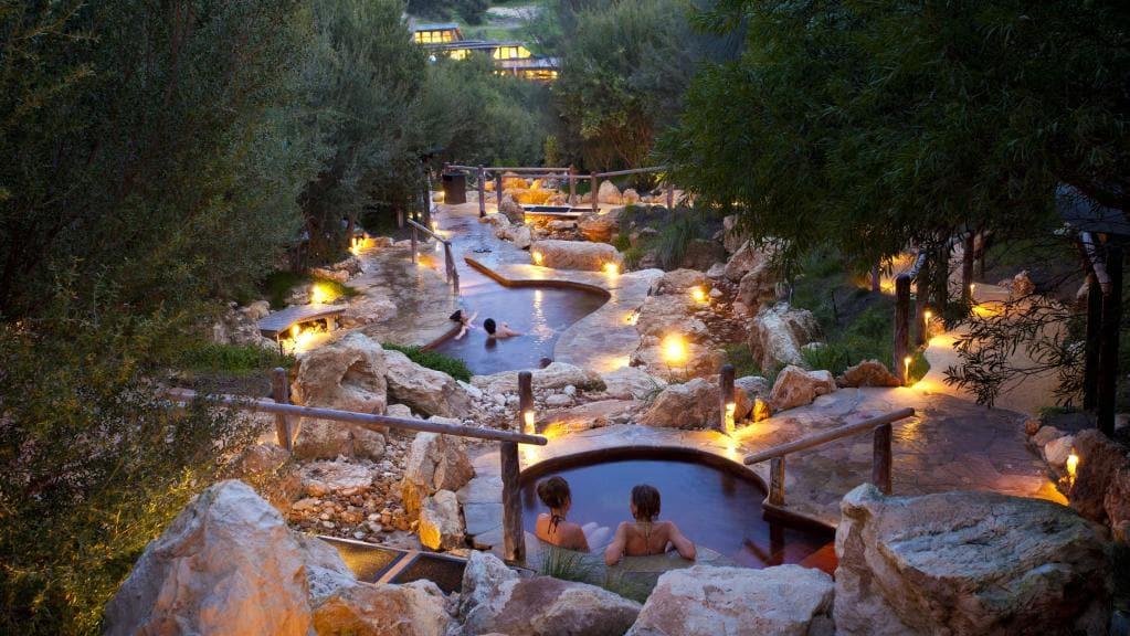 peninsula Hot Springs Tours