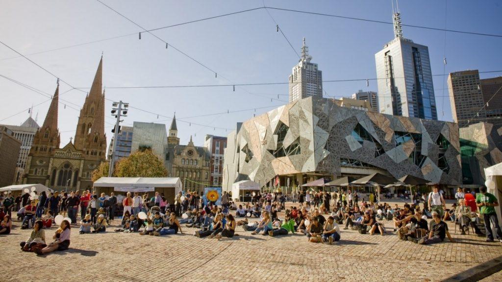 Federation Square - Melbourne City Tours