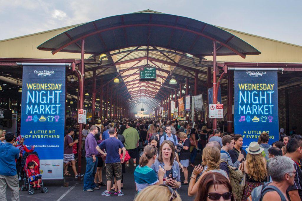 Queen Victoria Market-Melbourne City Tours